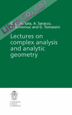 Lectures on complex analysis and analytic geometry