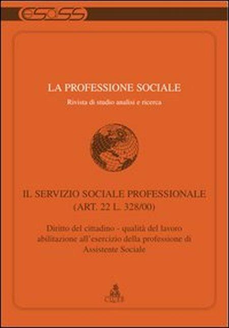 La professione sociale (2006). Vol. 1