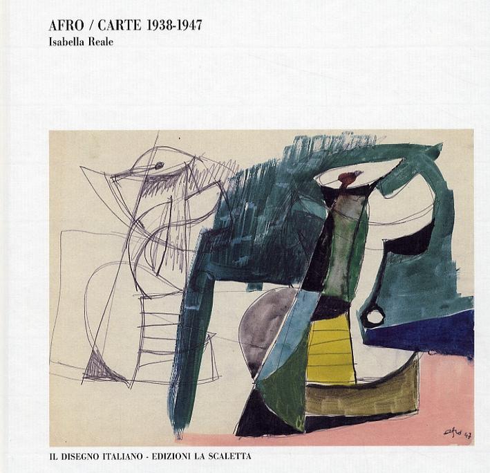 Afro. Carte 1938-1947. Disegni a calco, matite, carboncini, inchiostri, acquerelli e tempere