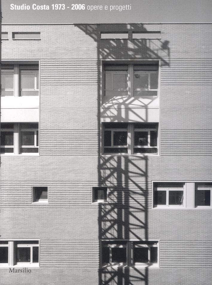 Studio Costa 1973-2006. Opere e progetti.