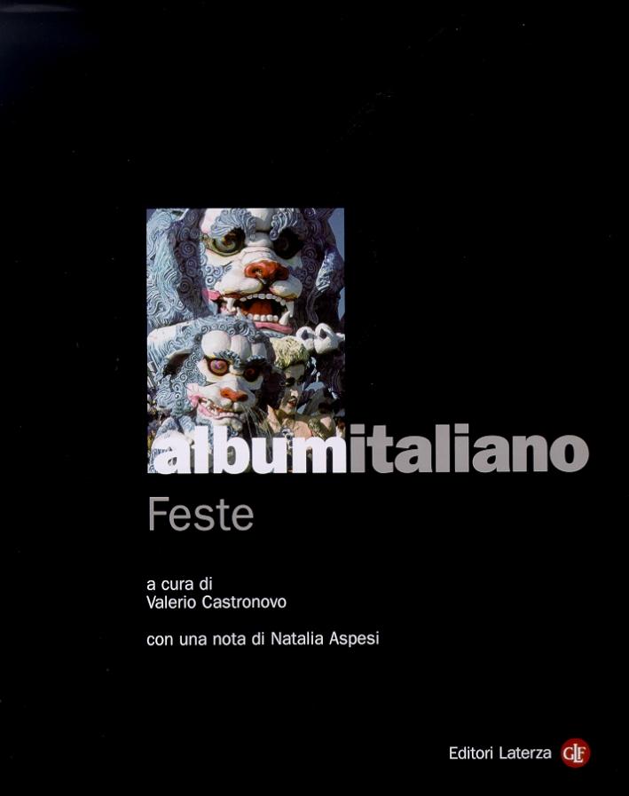 Album Italiano. IV. Feste. [Ed. Cofanetto]