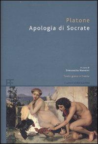L'apologia di Socrate. Testo greco a fronte