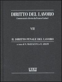Diritto del lavoro. Vol. 7: Il diritto penale del lavoro