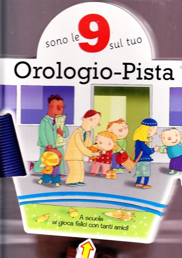 Orologio-Pista