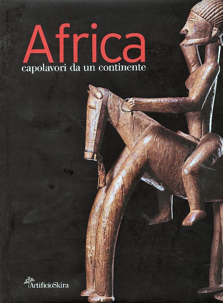 Africa. Capolavori da un continente