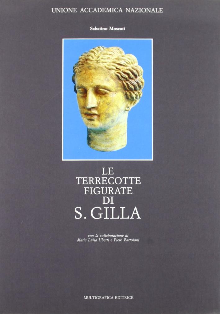 Le terrecotte figurate di S. Gilla. Corpus delle antichità fenicie e puniche. Vol. 1/2