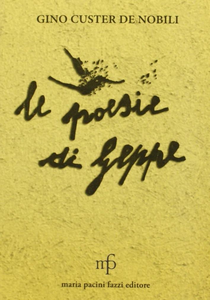 Le poesie di Geppe.