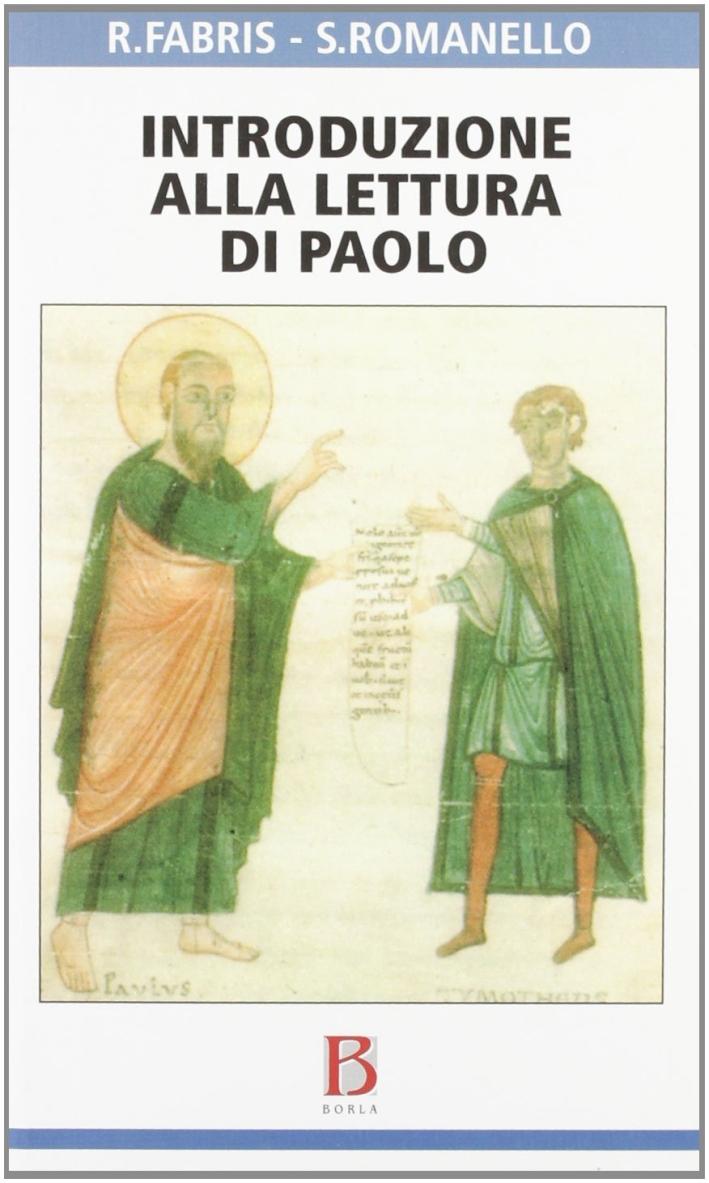 Introduzione alla lettura di Paolo
