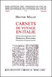 Carnets de voyage en Italie