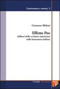 Effetto Poe. Influssi dello scrittore americano sulla letteratura italiana