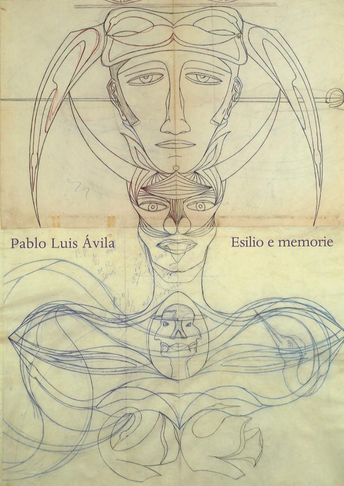 Pablo Luis Ávila. Esilio e memorie.