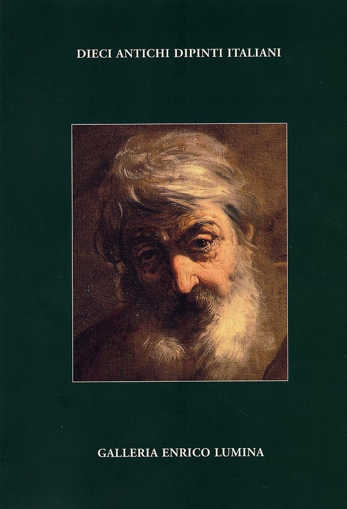 Dieci antichi dipinti Italiani