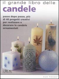 Il grande libro delle candele.