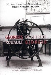 Georges Rouault, Giorgio De Chirico