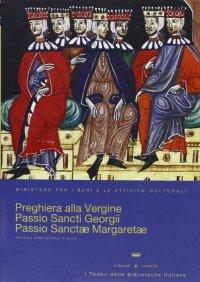 Leggenda di San Giorgio e Preghiera della Vergine. [CD-ROM]