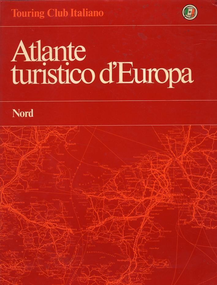 Atlante turistico d'Europa. Nord