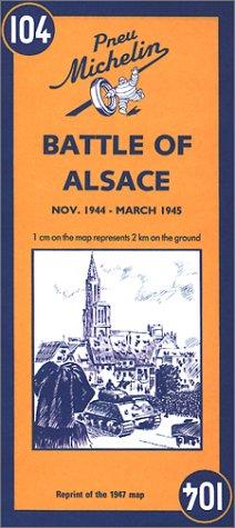 Bataille d'Alsace. Novembre 1944-mars 1945.
