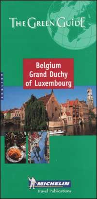 Belgium, Grand Duchy of Luxembourg. [English Ed.].