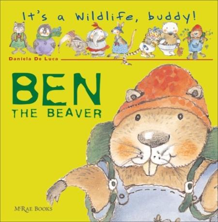 Ben the beaver.