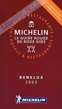 Benelux 2003. La guida rossa