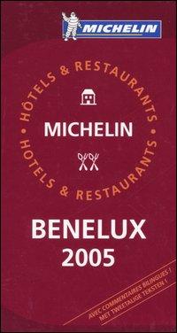 Benelux 2005. La guida rossa