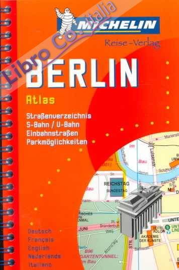 Berlin. Atlas 1:15.000