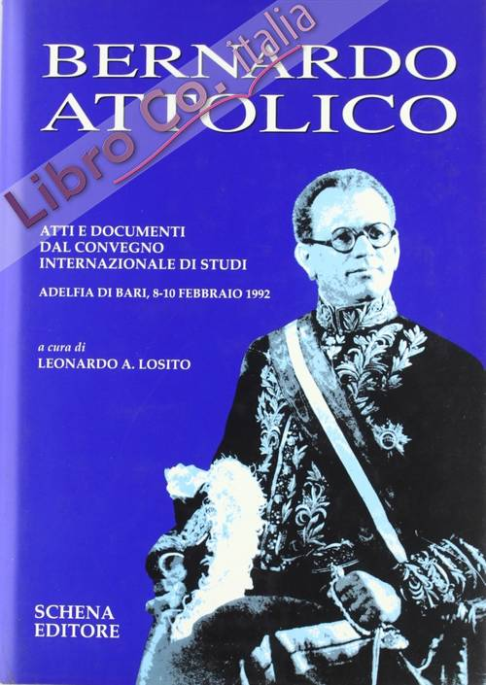 Bernardo Attolico.