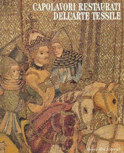 Capolavori restaurati dell'arte tessile