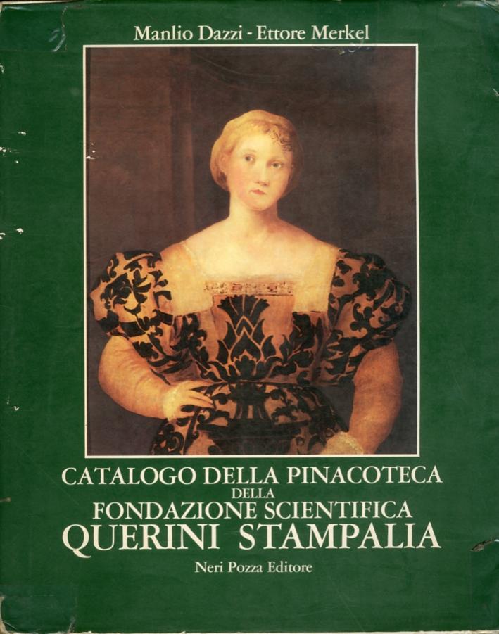 Catalogo della Pinacoteca della Fondazione scientifica Querini Stampalia