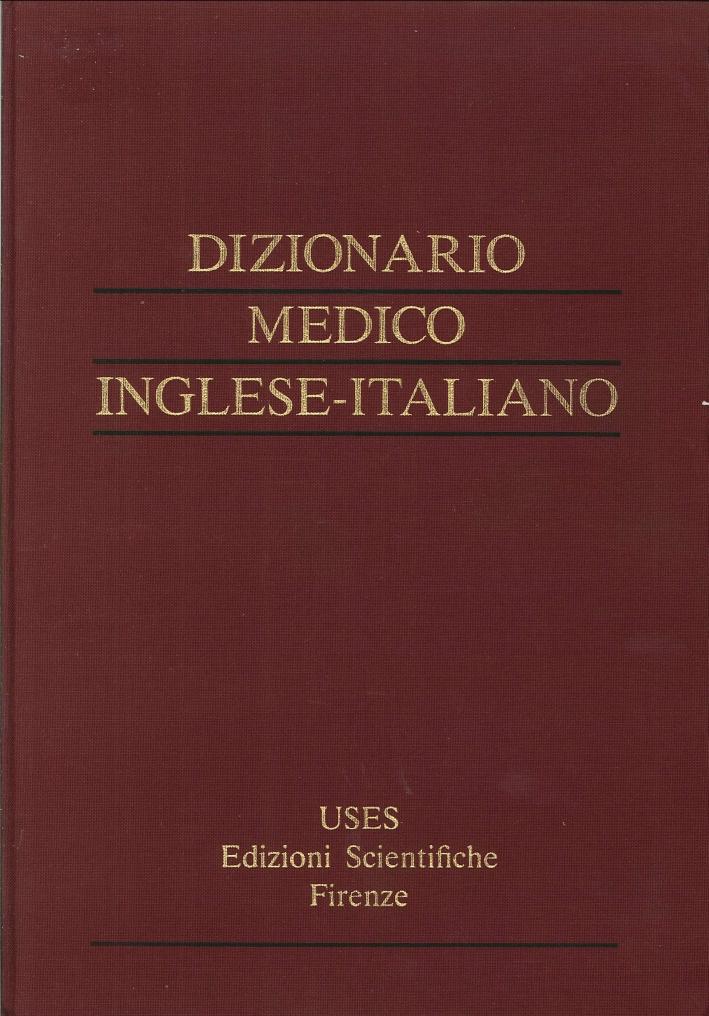 Dizionario Medico Inglese-Italiano