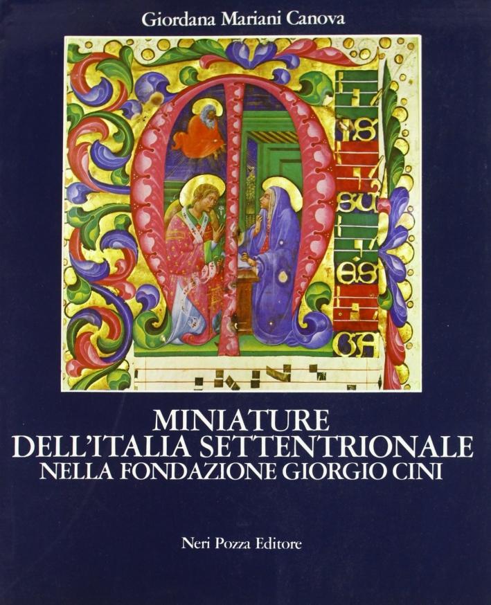 Miniature dell'Italia settentrionale nella Fondazione Giorgio Cini