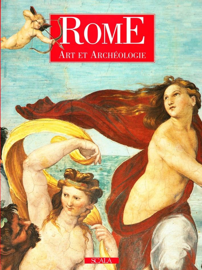 Roma. Archeologia e Arte.  [French Ed.]