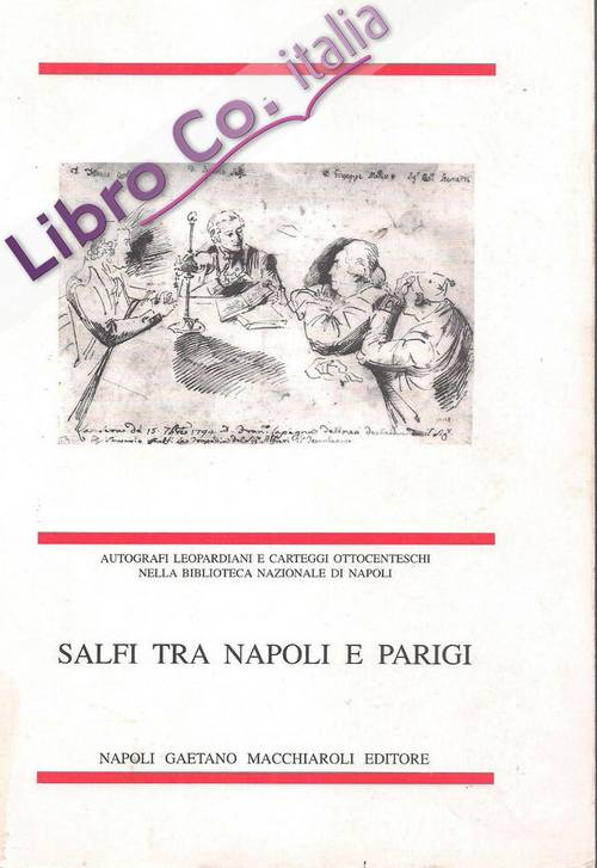 Salfi tra Napoli e Parigi