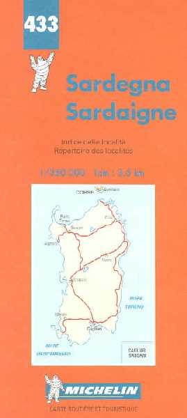 Sardegna 1:400.000