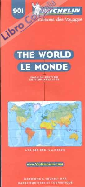 The world, le monde 1:28.500.000