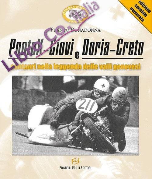 PonteX-Giovi e Doria-Creto. Centauri nella leggenda delle valli genovesi