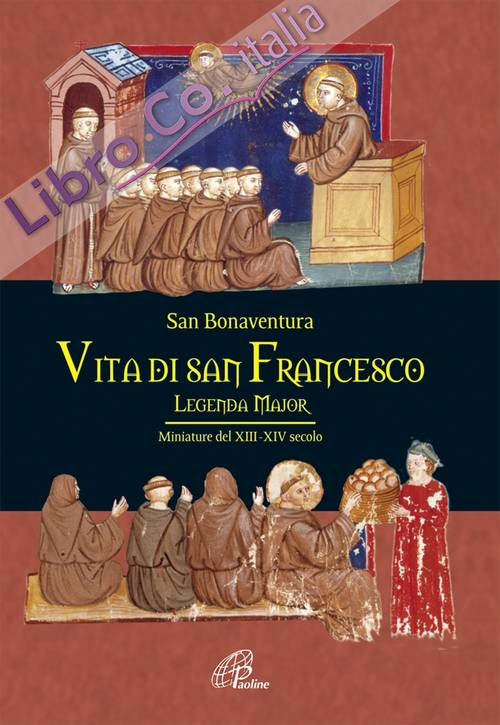 Vita di san Francesco. Legenda major