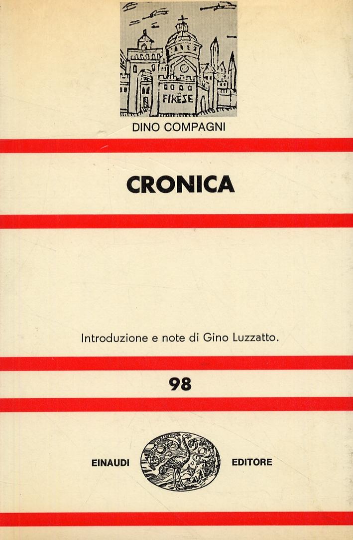 Dino Compagni. Cronica
