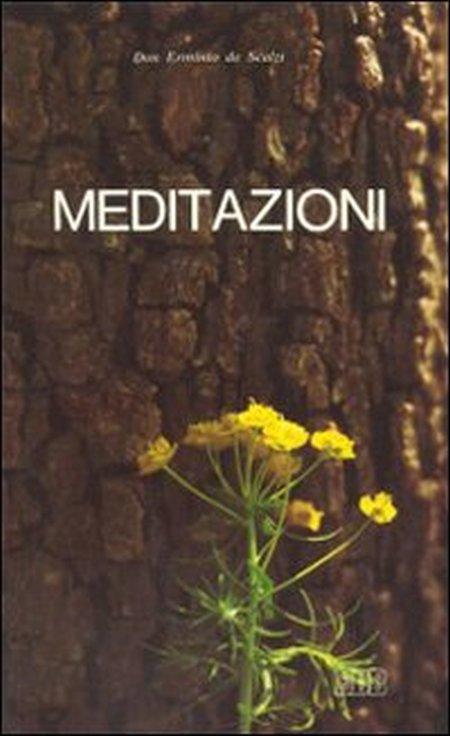 Meditazioni. Per preadolescenti e adolescenti