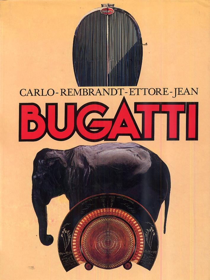 Carlo-Rembrandt-Ettore-Jean Bugatti