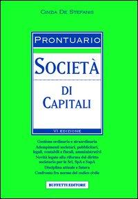 Prontuario delle società di capitali