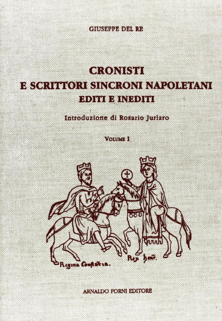 Cronisti e scrittori sincroni napoletani