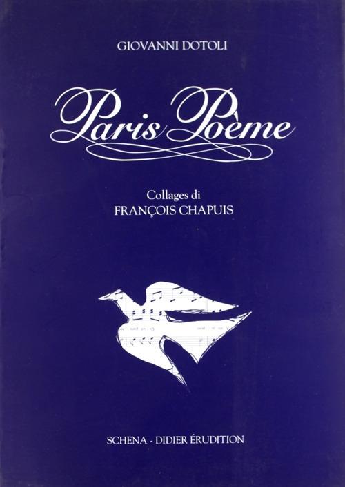 Paris poème