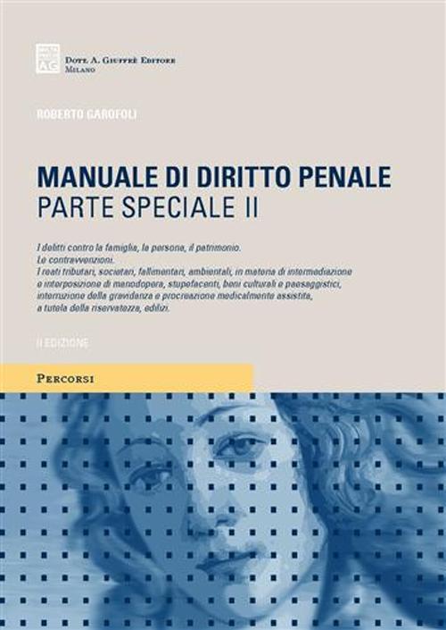 Manuale di diritto penale. Parte speciale. Vol. 2.