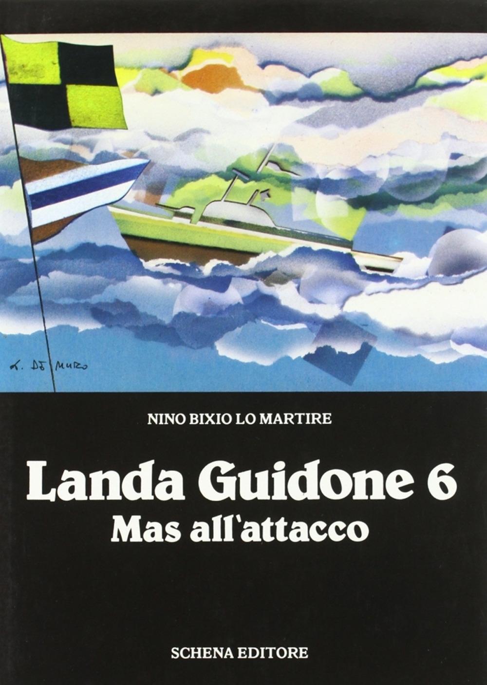 Landa Guidone 6 mas all'attacco