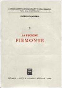 La regione Piemonte