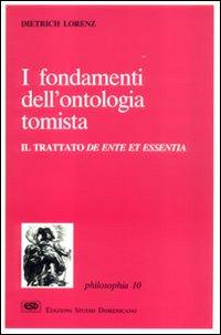 I fondamenti dell'ontologia tomista