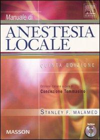 Manuale di anestesia locale. Con DVD