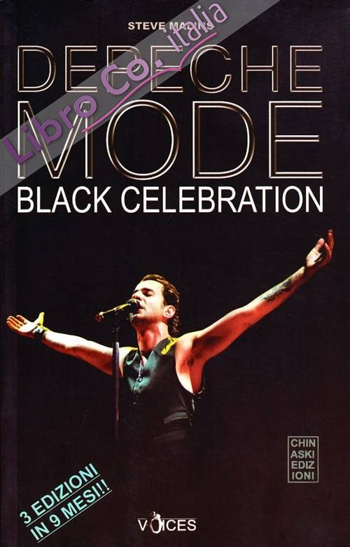 Depeche Mode. Black celebration.