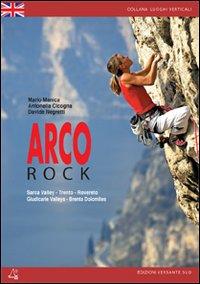 Arco rock Sarca valley. Trento, Rovereto, Giudicarie valleys, Brenta Dolomites